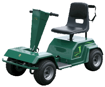 Pennine Fore Mk III, four wheel golf carts / golf buggies