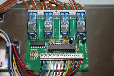 Electronic Printed Circuit Boards PCB's: Switching PCB