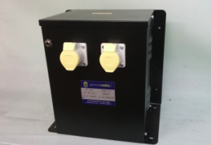 Voltage Transformers - Safety isolating transformer